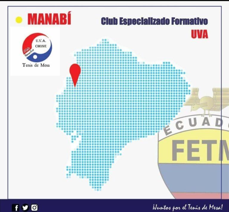 """CLUB DEPORTIVO FORMATIVO ESPECIALIZADO DE TENIS DE MESA """"UVA"""""""