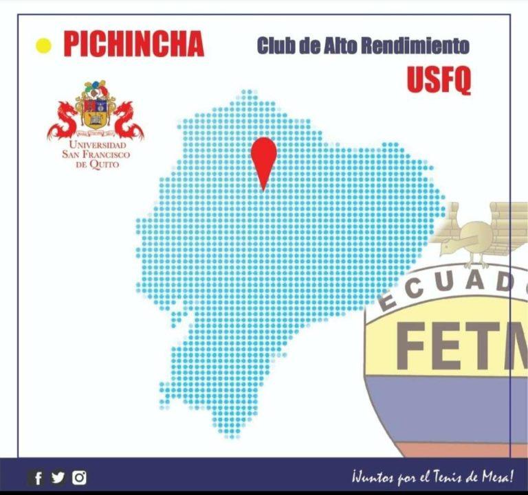 """CLUB DEPORTIVO ESPECIALIZADO DE TALTO RENDIMIENTO """"USFQ"""""""