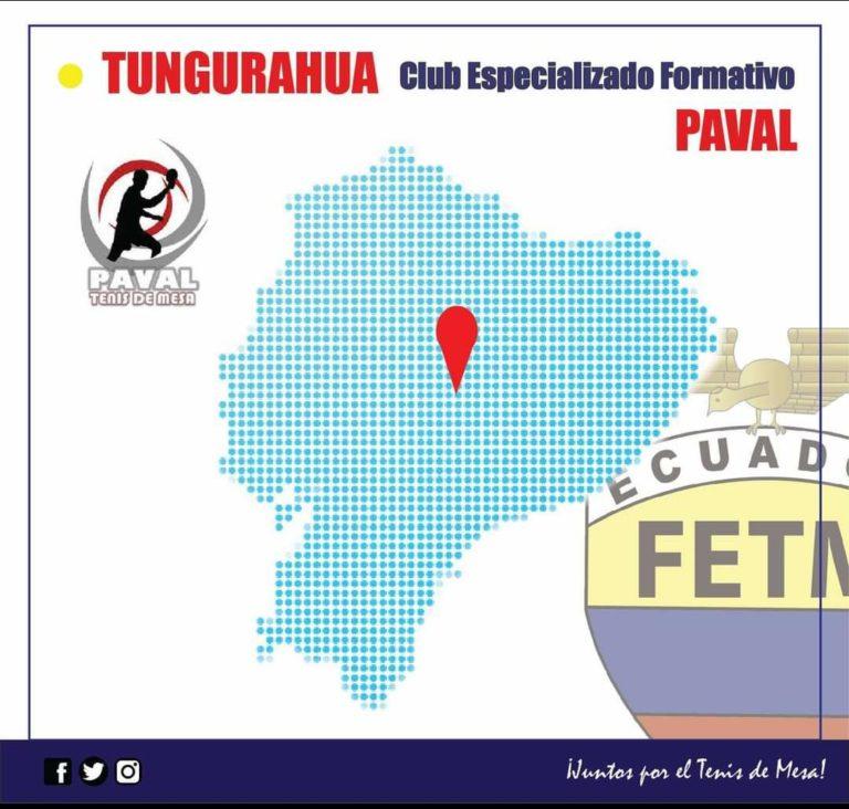 """CLUB DEPORTIVO FORMATIVO ESPECIALIZADO DE TENIS DE MESA """"PAVAL"""""""